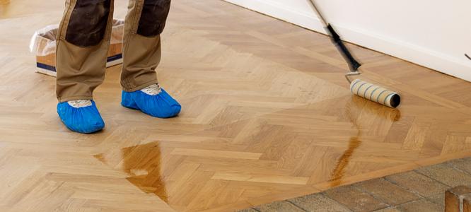 Floor Varnish Floor Varnish Parquet